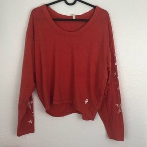 Free People Movement Res Melrose Star Print Tee
